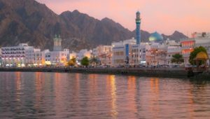 places to see in oman